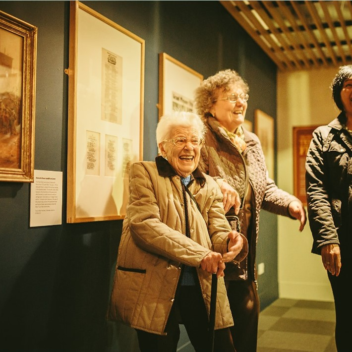 Live Well Symposium: Museums, Wellbeing and an Ageing Population