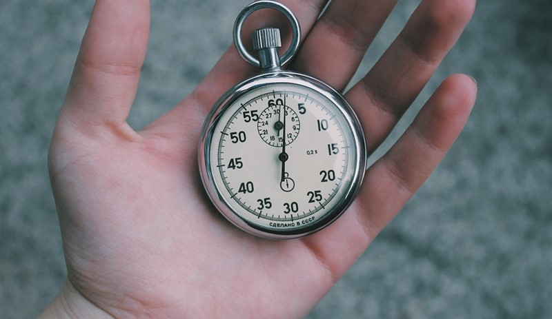 Feel like time is flying? Here's how to slow it down