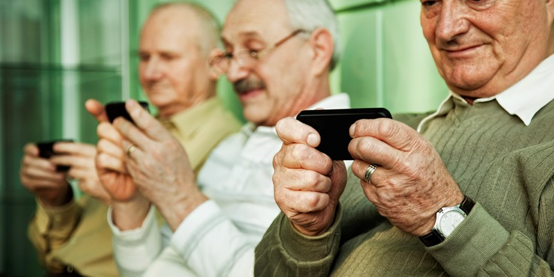 Ageing in a Digital Age