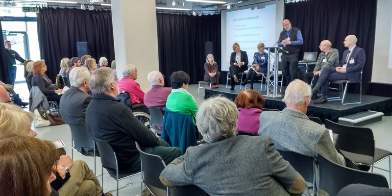 Ageing and Dementia Research Matters - An event to showcase the Clinical Research Network's Ageing and Dementia Research in partnership with Voice North