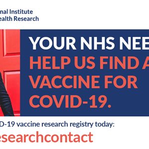 NHS COVID-19 Vaccine Research Registry