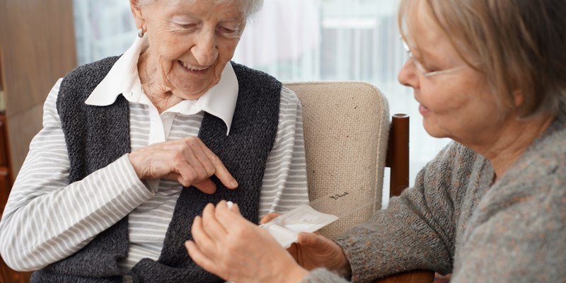 Extra-care housing offers older people independence and reassurance