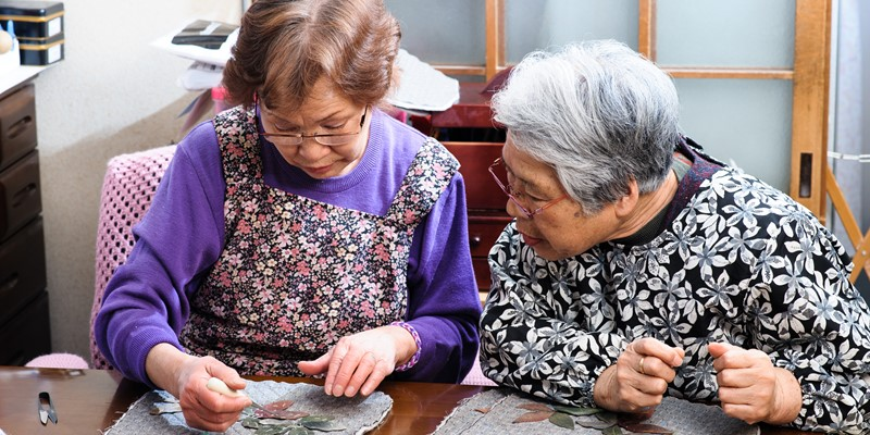 Social care Japanese style – what we can learn from the world's oldest population
