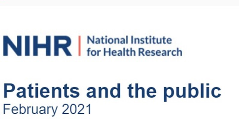 Patients and the public February 2021