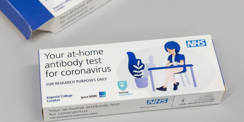 REACT study update: Coronavirus antibodies in 14%...