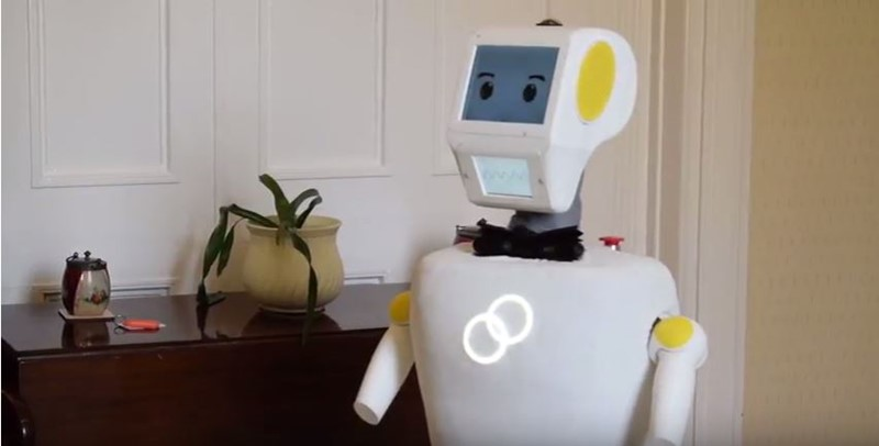 We built a robot care assistant for elderly people – here's how it works