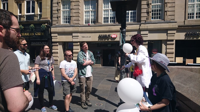 Soapbox Science Newcastle 2017 Highlights Video