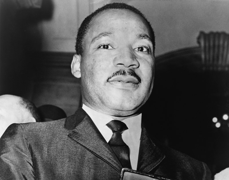 Year-long commemoration of Martin Luther King Jr. starts