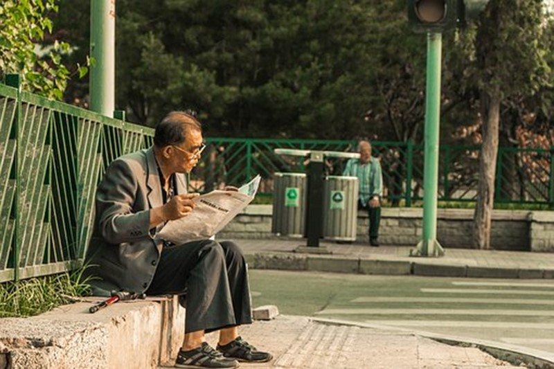 What's behind South Korea's elderly crime wave?
