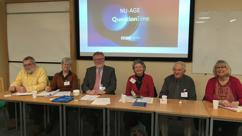 NU-AGE: An innovative module to learn more about ageing